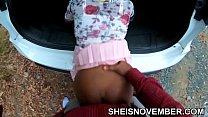 4k HD Hardcore Sex Black Step Daughter Fucking Step Dad Outside Car POV For A Favor Hot Little Spinner Pornstar Msnovember Sheisnovember صورة