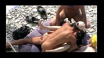 theSandfly Wonderful Beach Sexhibitionists! video