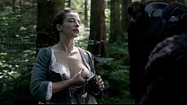 Laura Donnelly Outlanders milking Hot Sex Nude image