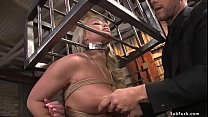 Busty Cheating Wife Is Anal Bdsm Fucked