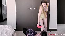 MOM and BROTHER punish SISTER- Bunny Colby preview image