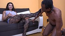 MISTRESS MIRA - FOOT SLAVE TRAINING pornhub video