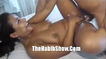 18 year old Hood Bitch gets Fucked in da Gutta preview image