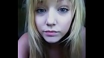 Cute Blonde Cam  chat with her chatcams.life