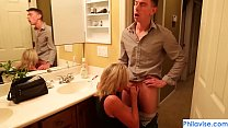 Free download video bokep PHILAVISE-Oops, I pied my stepmom
