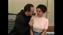 Handsome vintage babe is eager to bounce on rock solid cock pornhub video