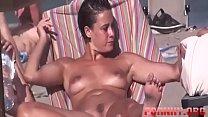 Closest Sexy Brunette pornhub video