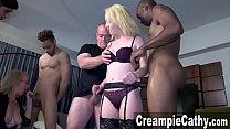 Her 1st Creampie Gangbang - Bonnie thumbnail