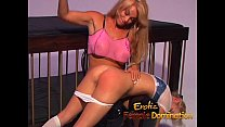 Naughty Cat Cleavage enjoys pleasuring her smoking hot kinky girlfriend