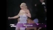 Madonna Nipple @ Bedtime Story Pajama Party