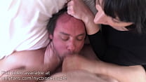 Wife Makes Her Husband Take It Up The Ass
