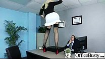 Sex In Office With Huge Round Tits Sluty Girl (britney amber) movie-09