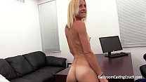 Skinny blonde assfucked and loving it's Thumb