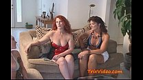 Mom and Teen Daughter open a WHORE HOUSE