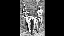 Dungeon terrors brutal extreme bondage bdsm toons art Vorschaubild