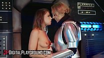 (Lily Labeau, Adriana Chechik) - Star Wars  The Last Temptation A DP XXX Parody Scene 2 - Digital Playground Vorschaubild
