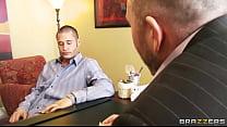 Image: Free Brazzers videos tube - Author Erotic - brazzer hd  Romance novelist Danny Mountain is having tr