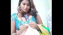 Swathi naidu sexy in saree and showing boobs part-1 thumbnail