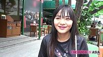 Thai girl receives creampie from Japan guy thumbnail