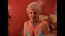 Jewel is a juicy old spunker who loves the tast...