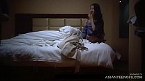 (China, Beijing) Nerd fucks Asian outcall whore on SPY camera thumbnail