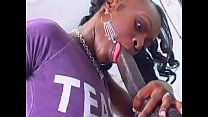 Jasmine - an Ebony Girl - take the dick in ever... Thumbnail