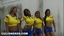 Sexy Latina Soccer players Thumbnail
