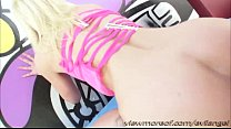 Hot blonde chick Holly Hanna gets her ass penetrated hard by Mike thumbnail