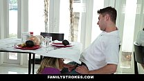 FamilyStrokes - MILF Step Mom Fucks Son thumbnail