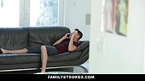 FamilyStrokes - MILF Step Mom Fucks S - 9Club.Top