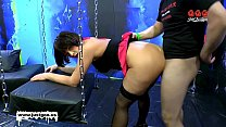 German Goo Girls - Mature babe Nathalie loves s... Thumbnail