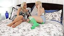 Girls Try Anal - Nina Elle, Tara Morgan Preview
