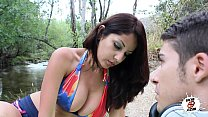 Unfaithful Wife with teen guy - Susana Alcala -...