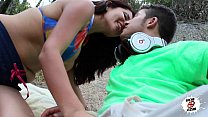 Unfaithful Wife with teen guy - Susana Alcala - Milf busca jovencito صورة