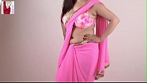 how to wear saree easily & quickly to look like...