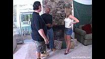 Interracial Anall BBC With Brunette Wifey Thumbnail