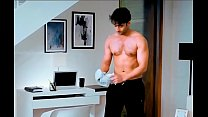 Handsome TV actor Shaheir Sheikh Shirtless