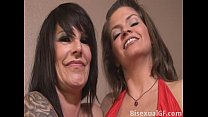 Daisy and June licking each other pornhub video