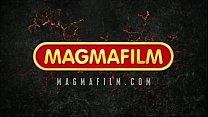 MAGMA FILM Busty German Brunette jizzed on - BigCams.net