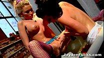 Jayden Jaymes Bathtub Lesbians image