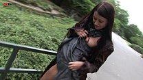Eroberlin russian Maria nudeart Superstar open public long hair Berlin nudity Vorschaubild