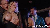 MARISKAX Orgy With Mariska And Her Friends   Pa