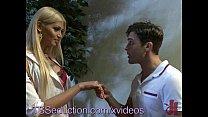 Blonde TS seduction Thumbnail