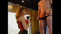 Sexy photographer gets off at the sight of a yo...