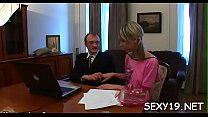 Lascivious old teacher is humping babe's taut anal tunnel pornhub video