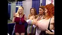Teddi Barrett, Minka, Chelsea Charms Big Breasts preview image