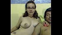 Exhibitionist Cam couple brasil from