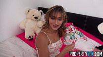 PropertySex - Insane hot nympho roomme almost kicked out - 9Club.Top