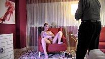 Kristyna Dark BDSM-Maturbation BTS Preview