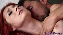 Assfucked redhead euro loves jizz